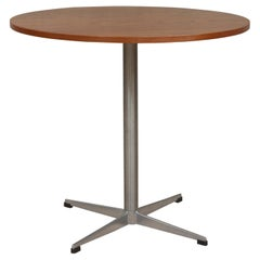 Small Dinning Table Attributed to Arne Jacobsen