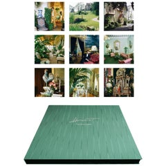 Yves Saint Laurent, 1983 Portfolio, Nine Matted Pigment Prints in a Embossed Box