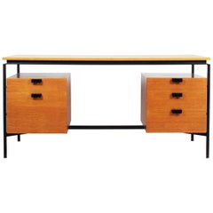Pierre Paulin Desk CM 172 for Thonet, France, 1960s