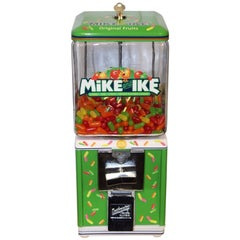 1950s Northwestern Mike & Ike Themed Candy Machine