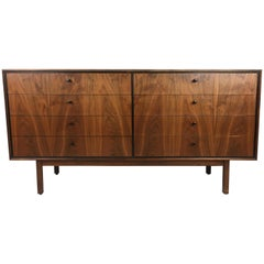 Exquisite Walnut Dresser by Jack Cartwright for Founders
