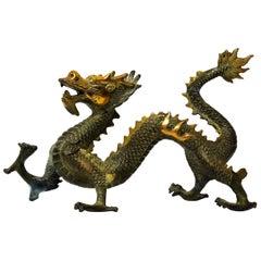 Gilded Bronze Dragon