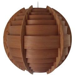 Big Hans-Agne Jakobsson Ellysett Lamp Made of Pine