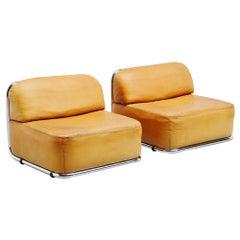 Geoffrey Harcourt Artifort Lounge Chairs Holland, 1973