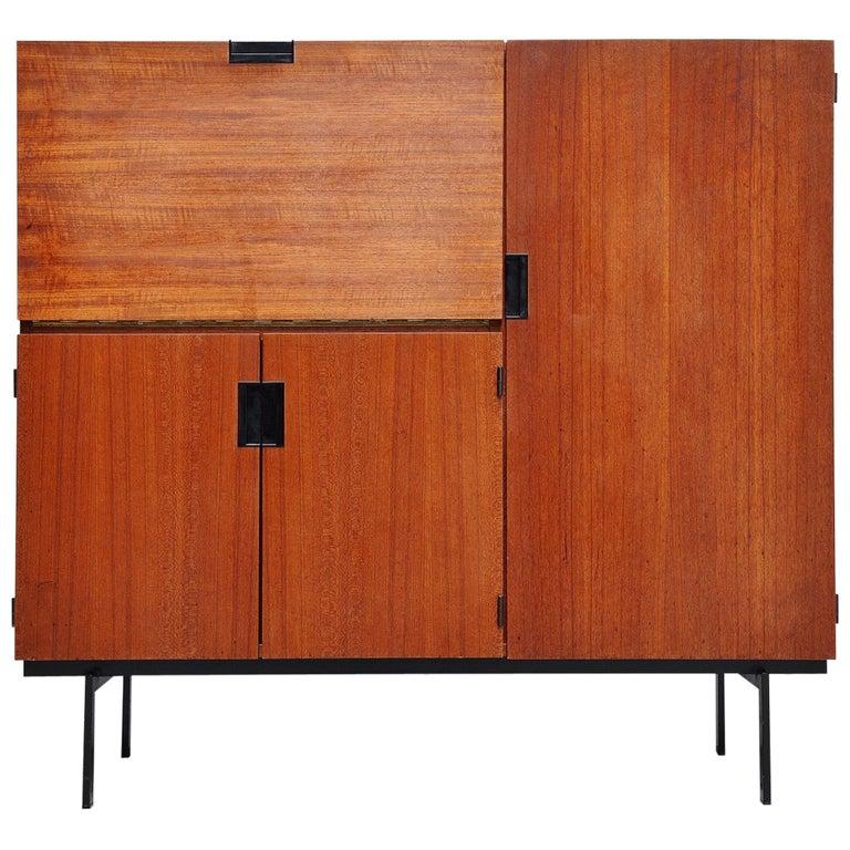 Pastoe CU06 Cabinet Cees Braakman, Holland, 1958