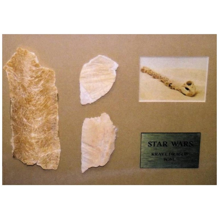 Star Wars Original Props from Episode IV, a New Hope