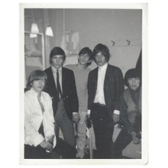Rolling Stones Unseen Photos from 1964