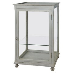 Vintage French Display Cabinet