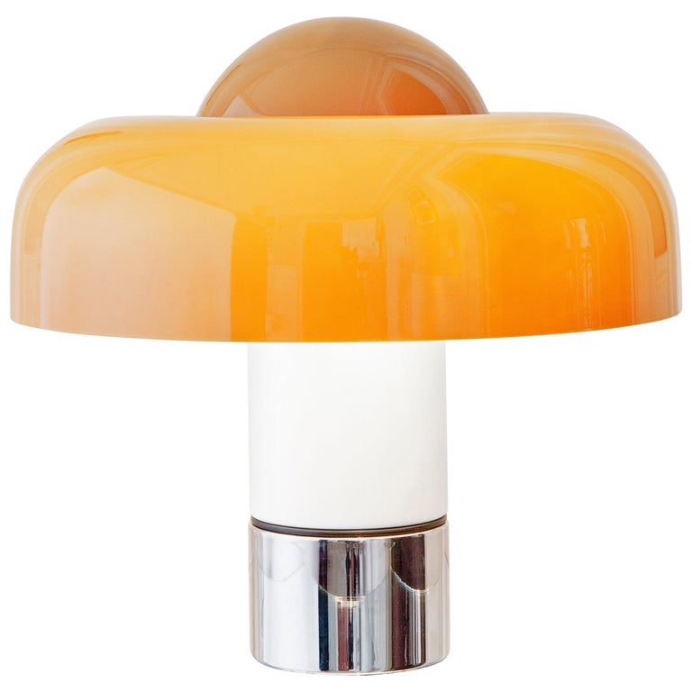 Luigi Massoni Brumbery Table Lamp For Sale
