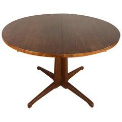 Danish Dining Table in Walnut
