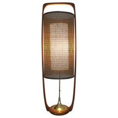 Modeline of California Mid-Century Large-Scale Lamp