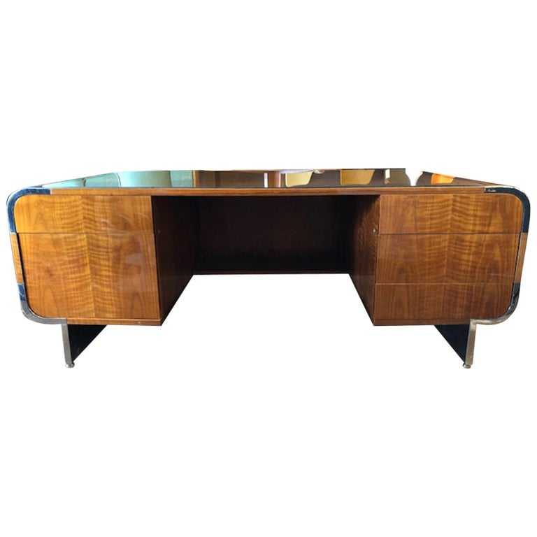 Leon Rosen Executive Desk