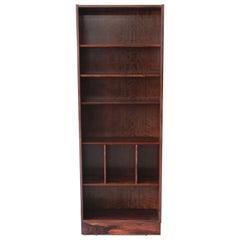 Poul Hundevad Danish Modern Rosewood Bookcase