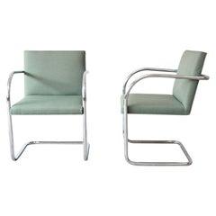 Brno Sage Green Club Chairs by Gordon International