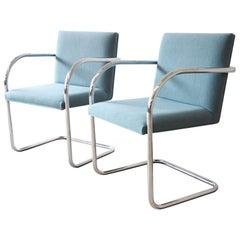 Brno Club Chairs by Gordon International