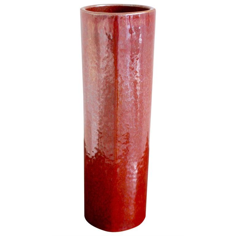 Stoneware Vase by Carl-Harry Stålhane for Rörstrand, Sweden