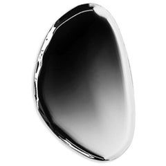 Tafla O3 Mirror in Polished Stainless Steel by Zieta