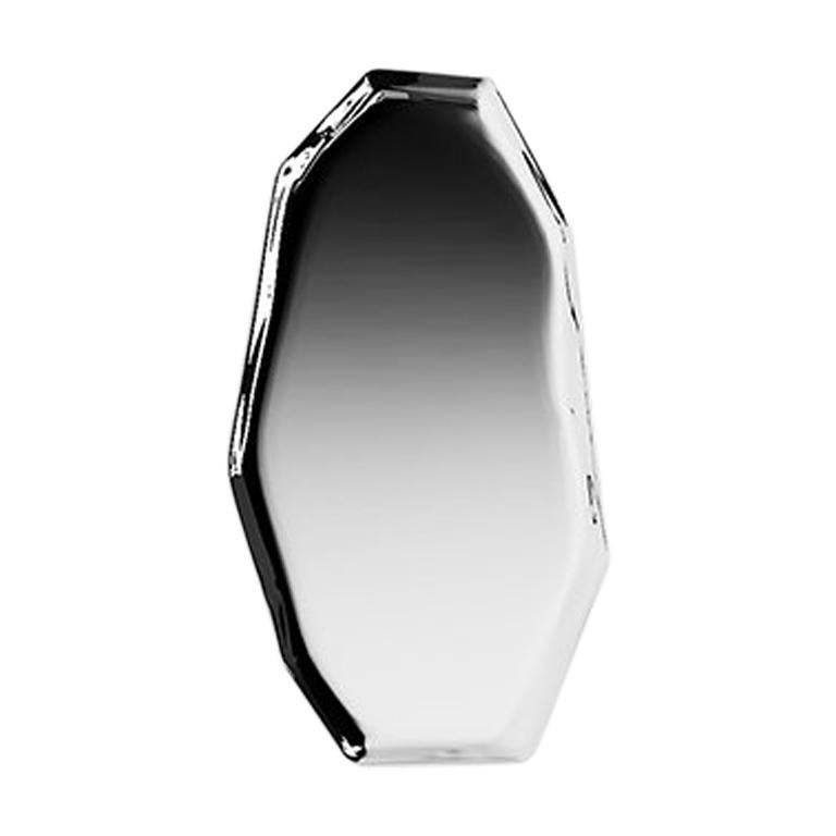 Tafla C3 Mirror in Polished Stainless Steel by Zieta