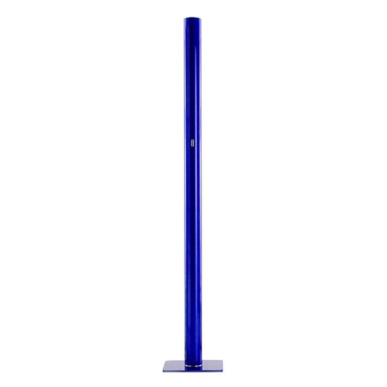 Artemide Ilio LED Floor Lamp in Blue by Ernesto Gismondi