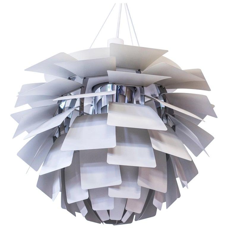Ph Artichoke Lamp By Poul Henningsen Denmark 1970s