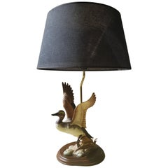 Duck Table Lamp, 1960-1970
