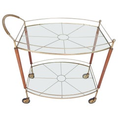 Midcentury Italian Bar Cart