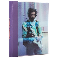"""Classic Hendrix"" by Ross Halfin and Brad Tolinski, Limited Edition Book"