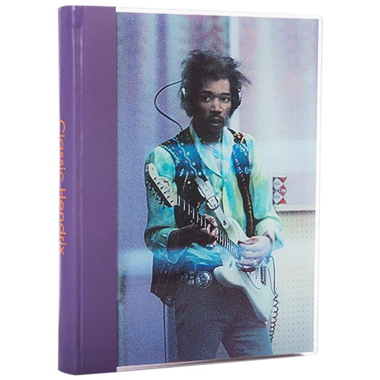 """""""Classic Hendrix"""" by Ross Halfin and Brad Tolinski, Limited Edition Book"""