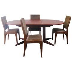 1970s Mid-Century Modern G Plan Dining Set