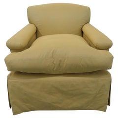 Classic Upholstered Club Chair III