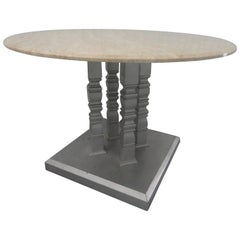 Four-Column Table