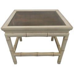 Widdicomb Furniture Side Table