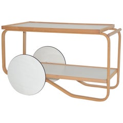 Tea or Bar Cart Trolley 901 by Alvar Aalto Finland