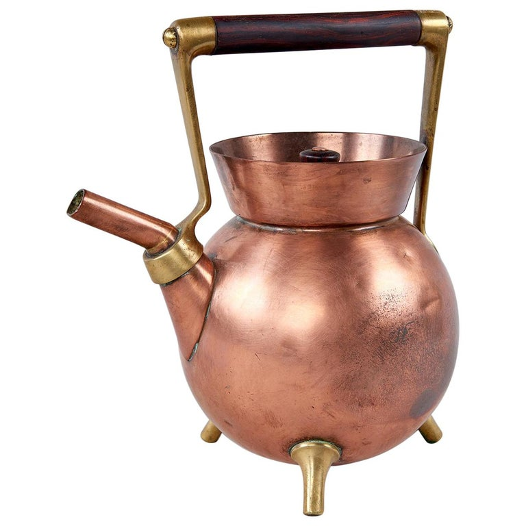 Tea Kettle by Dr. Christopher Dresser
