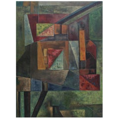 Frederick Kann Painting
