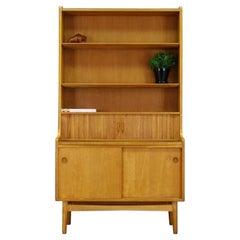 Johannes Sorth Bookcase Danish Design Cabinet Ash