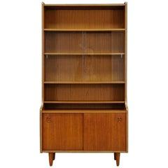 Danish Design Bookcase Teak Midcentury Classic