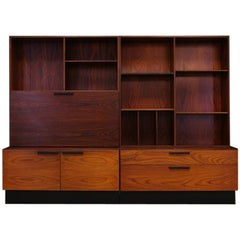 Ib Kofod Larsen System Rosewood Design Retro