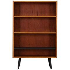 Vintage Classic Bookcase Midcentury Teak