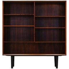 Brouer Bookcase Danish Design Rosewood