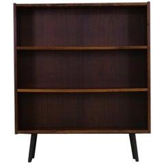 Bookcase Midcentury Vintage Rosewood