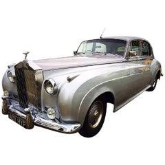 Rolls Royce Silver Cloud II 'SCII' 1962
