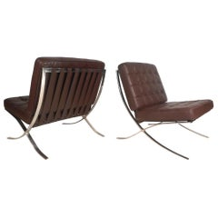 Ludwig Mies van der Rohe for Knoll Barcelona Lounge Chair