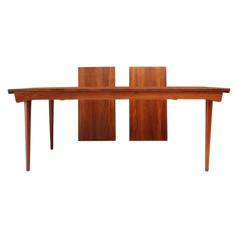 Finn Juhl FD 540 Dining Table in Solid Teak