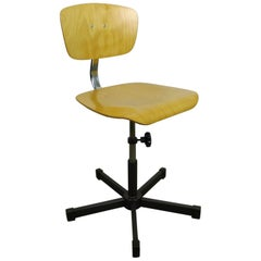 Adjustable Architect Chair from Bima, Germany, 1970s