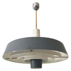 Bornholmpendel Pendant Lamp by Finn Monies & Gunnar Jensen for Louis Poulsen