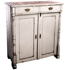 Antique Kitchen Cabinet from Sweden, Early 1900s