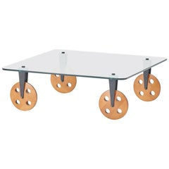 Coffee Table in the Style of Gae Aulenti for Fontana Arte