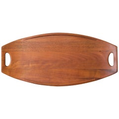 Early Teak Dansk Serving Tray by Jens Quistgaard