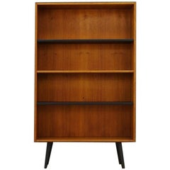 Bookcase Teak Retro Midcentury Classic